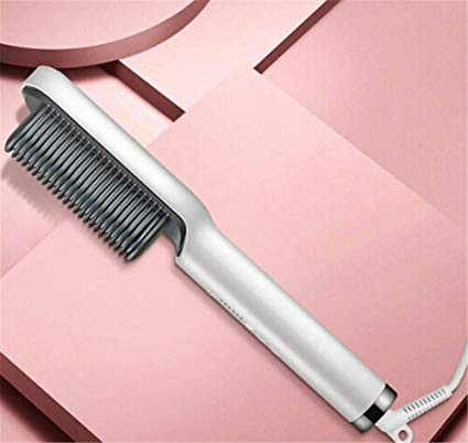 cepillo alisador para cabello corto