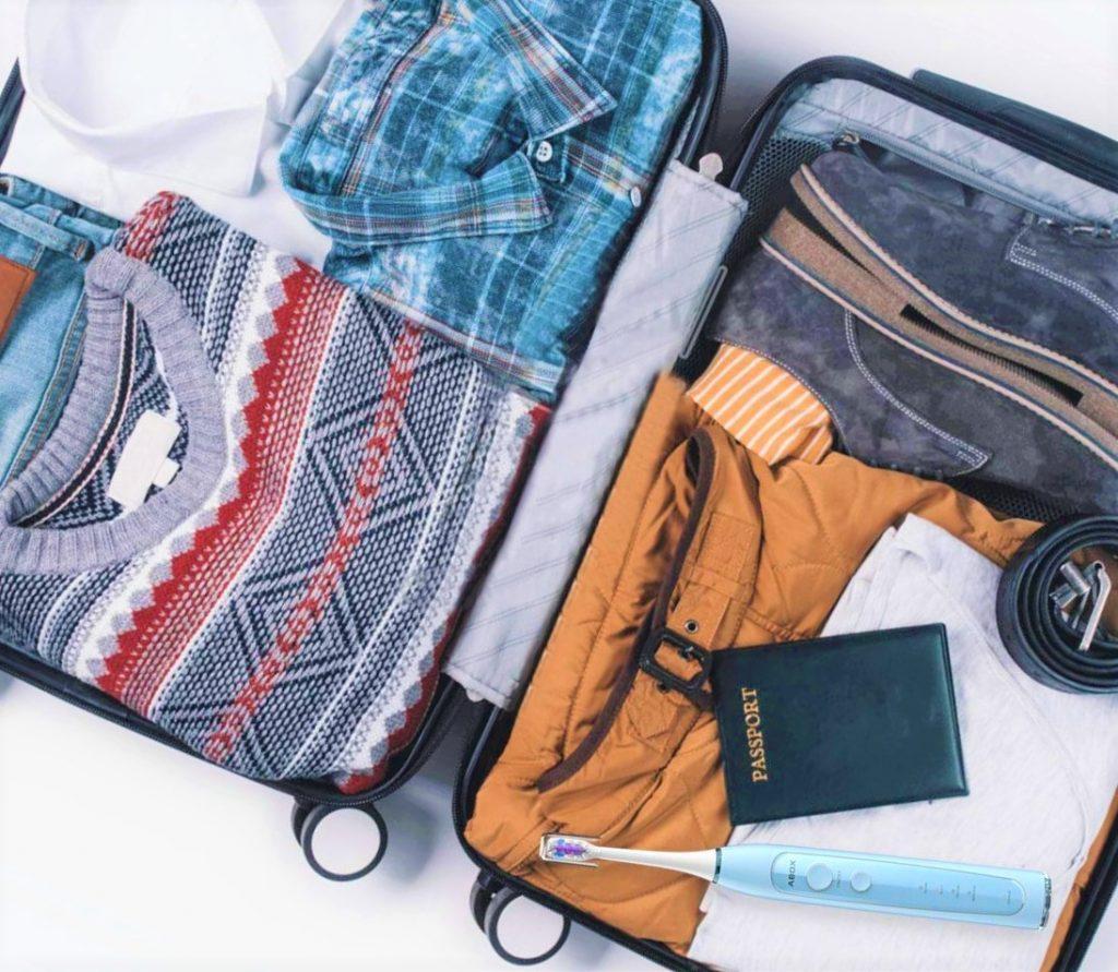cepillo de dientes para viajar
