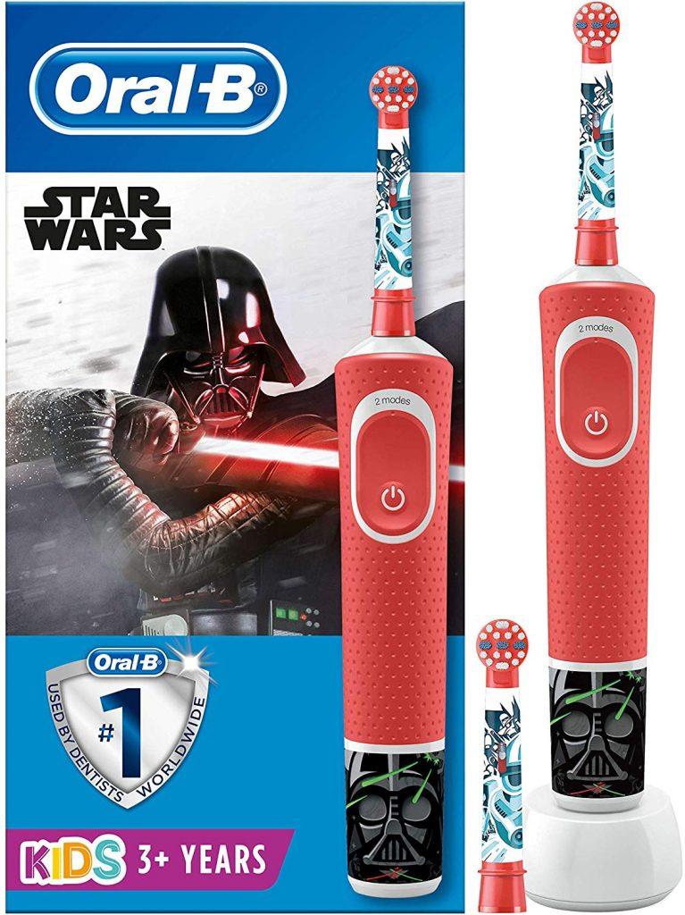 cepillo de dientes star wars
