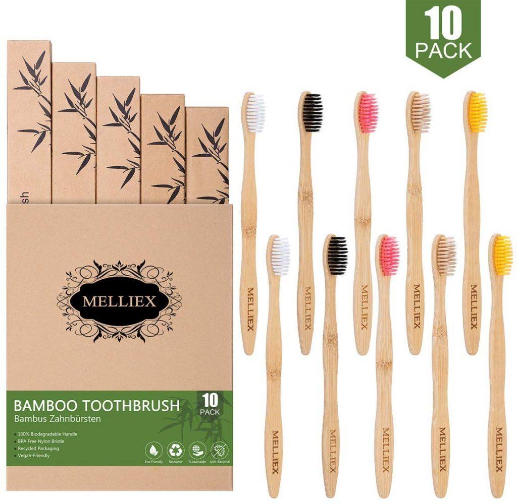 cepillo ecologico melliex