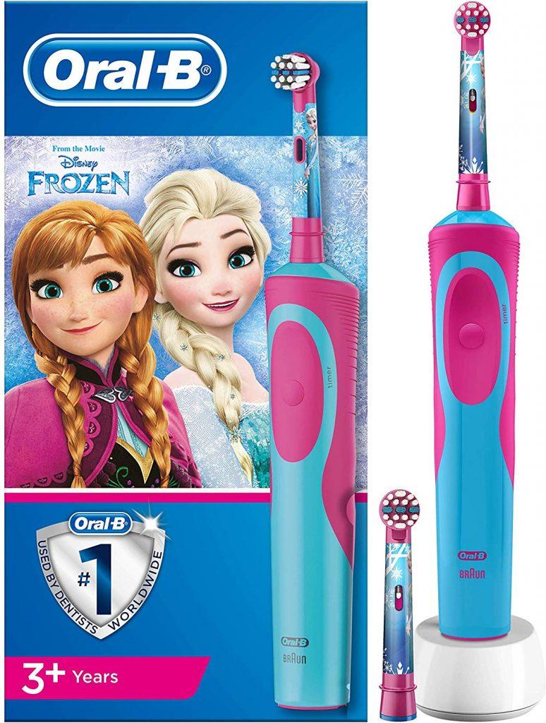 cepillo electrico frozen
