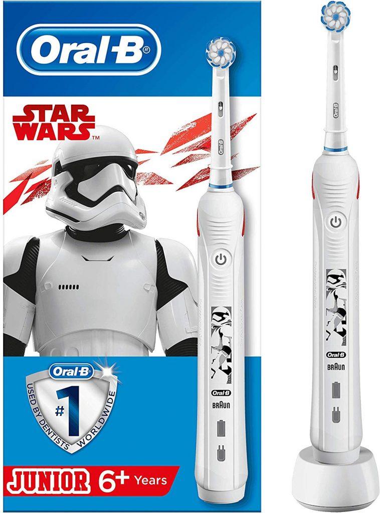 cepillo electrico star wars