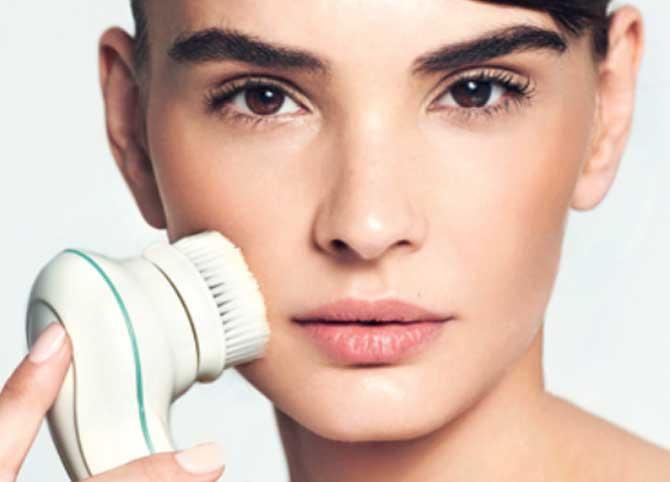 cepillo facial electrico