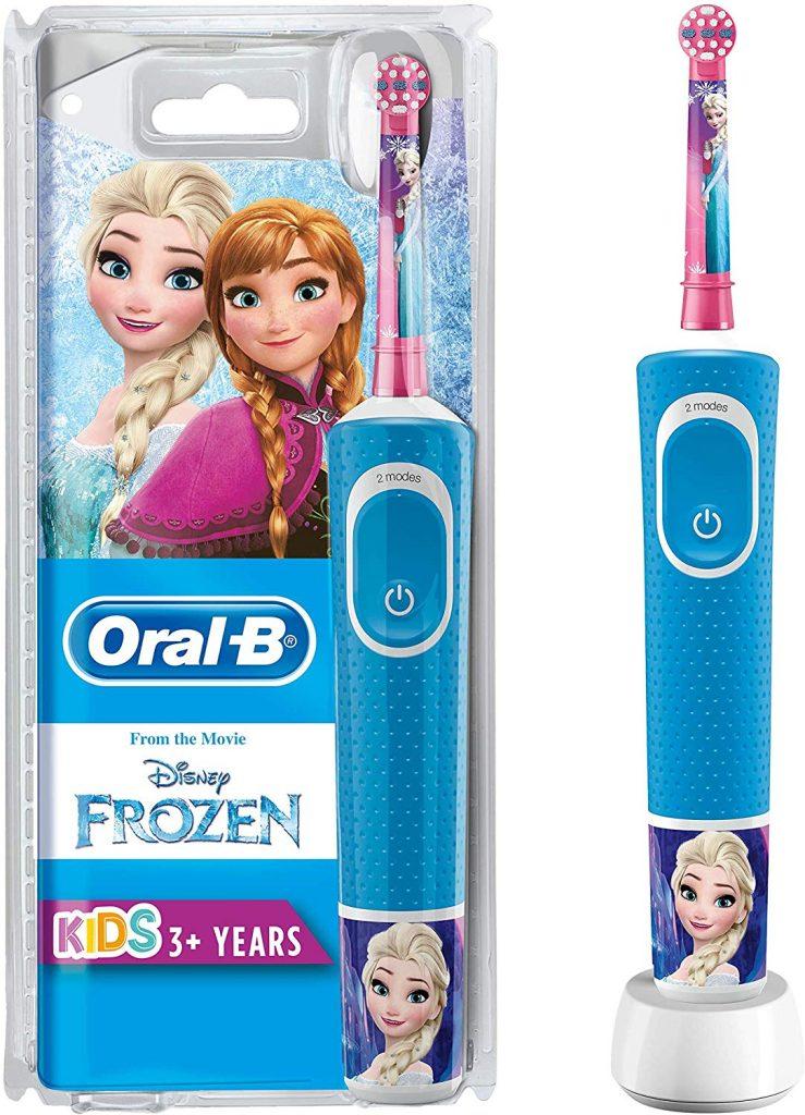 cepillo frozen de oral b