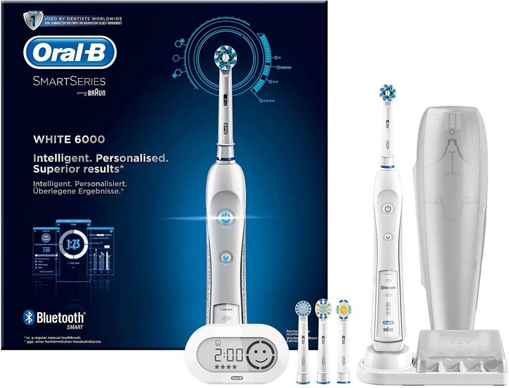 cepillo oral b seis mil