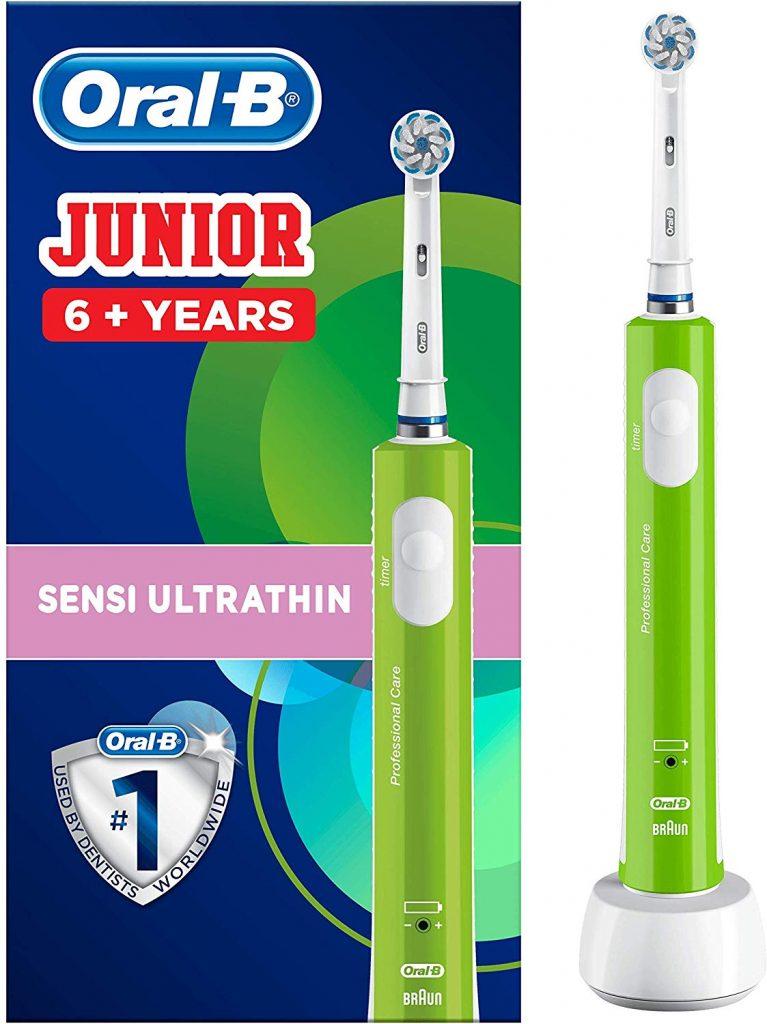 cepillo recargable oral b
