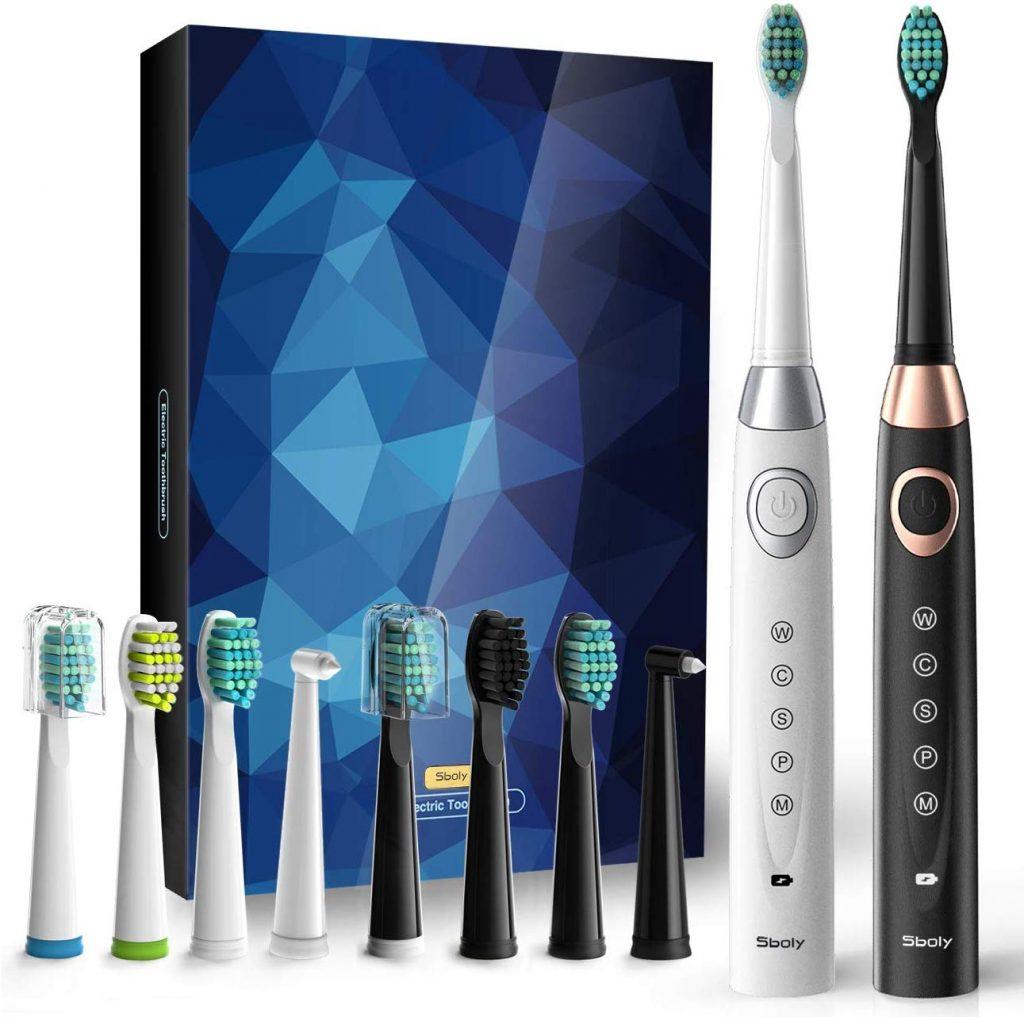 cepillo sonico de dientes
