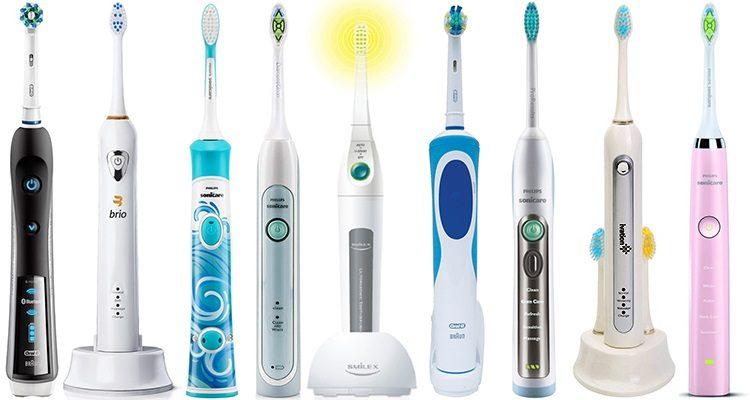 cepillos electricos dentales