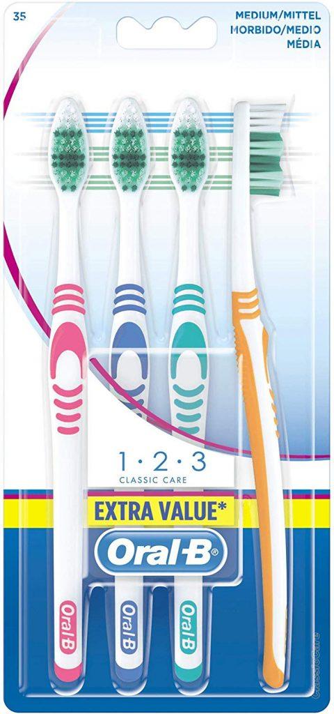cepillos manuales oral b