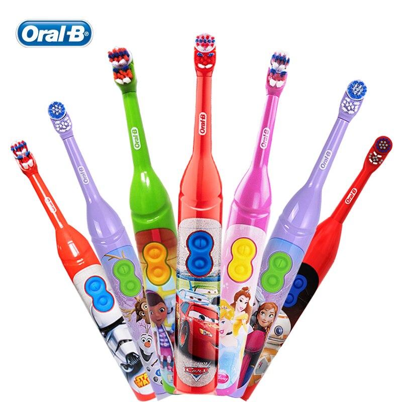 cepillos oral b para niños