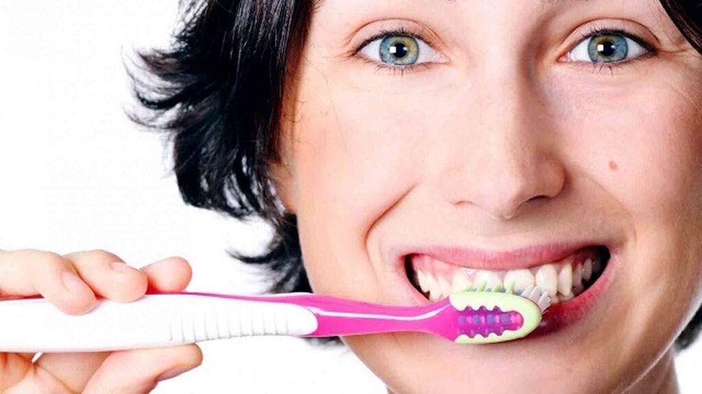 los cepillos de dientes