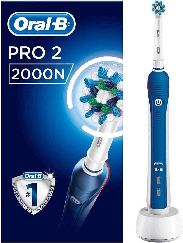 oferta cepillo electrico oral b