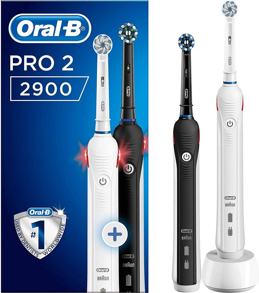 oral b cepillo electrico