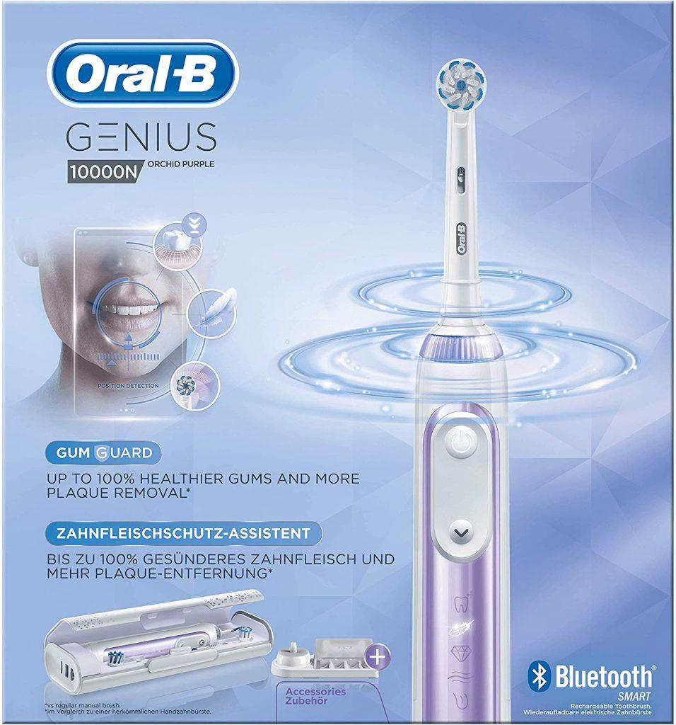 oral b genius recargable