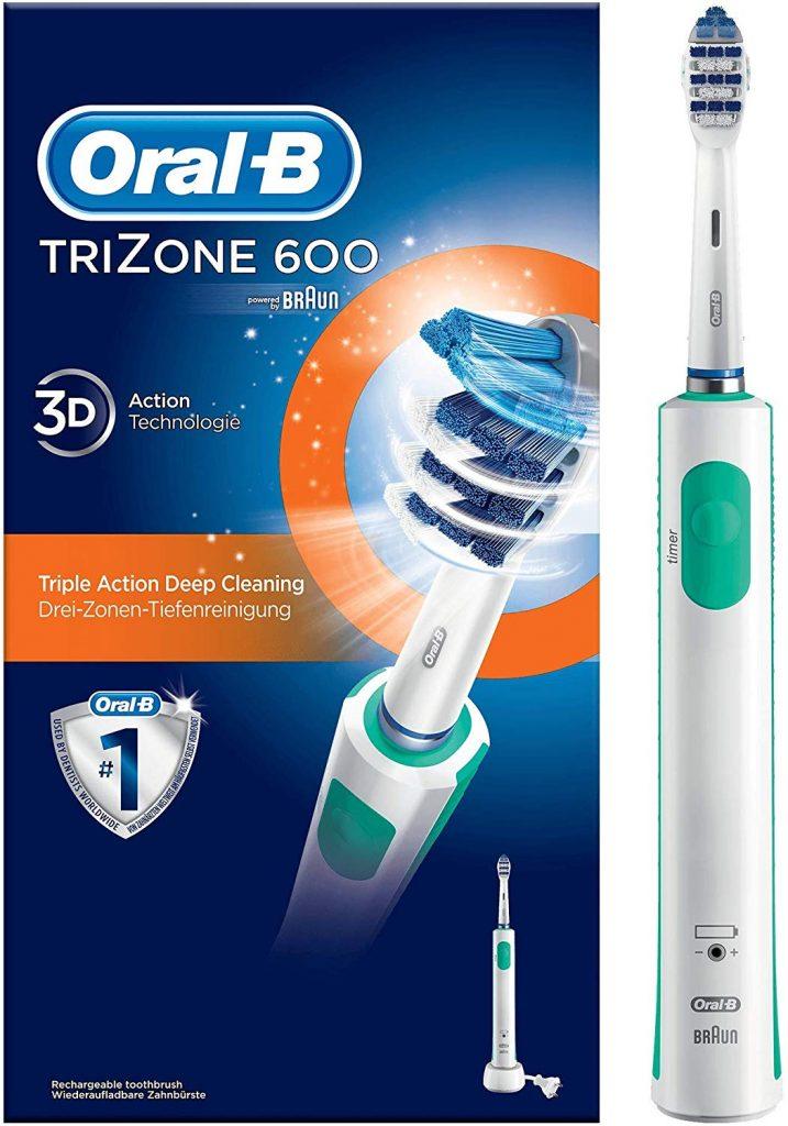 cepilo oral b trizone