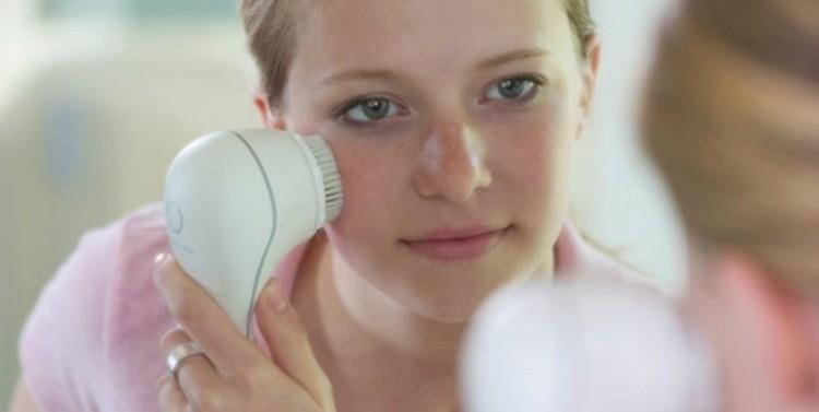 precios de cepillo electrico facial