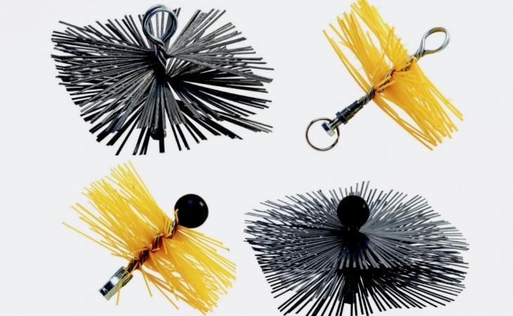 caracteristicas de cepillo para chimeneas