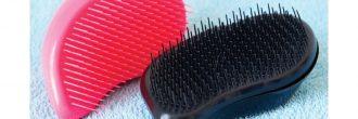 Cepillo anti tirones