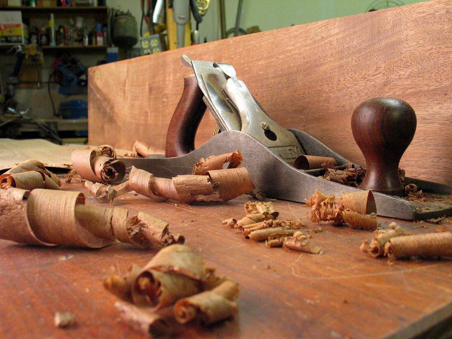 cepillo carpintero manual