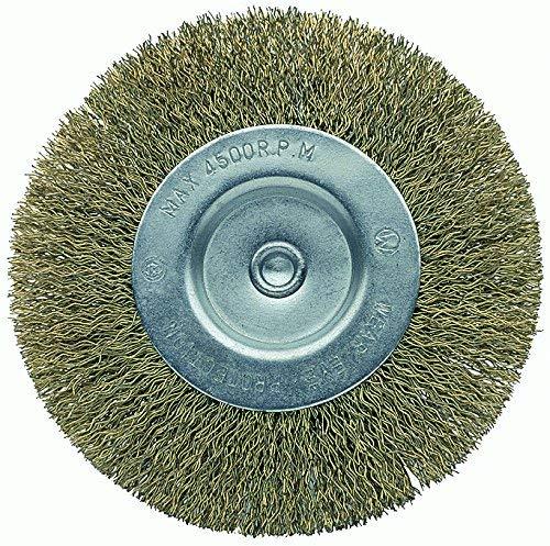 cepillo de alambre circular