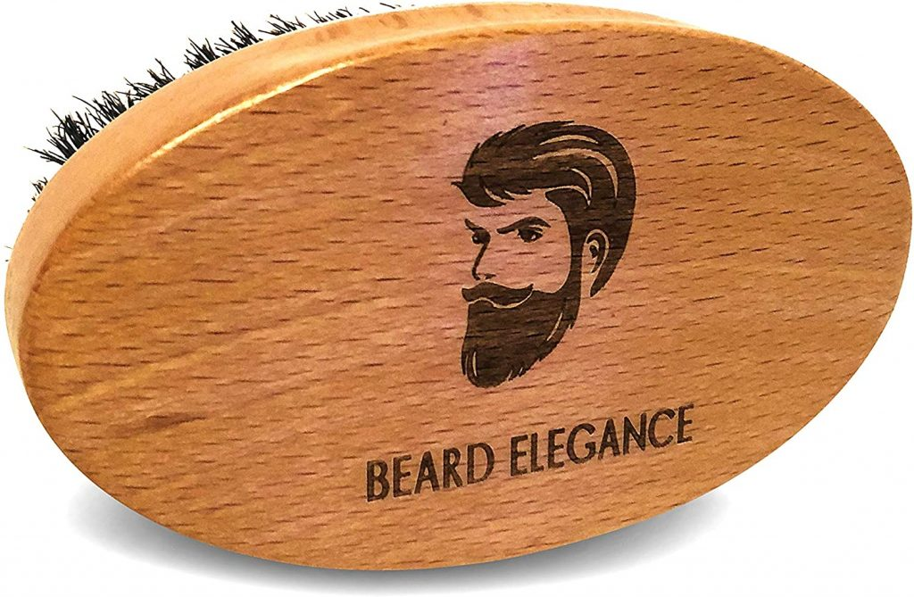 cepillo de barba beard elegance