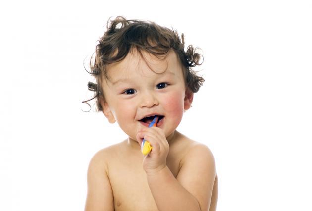 cepillo de bebe