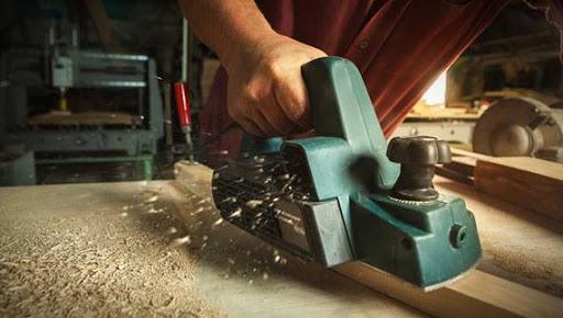 cepillo de carpintero electrico