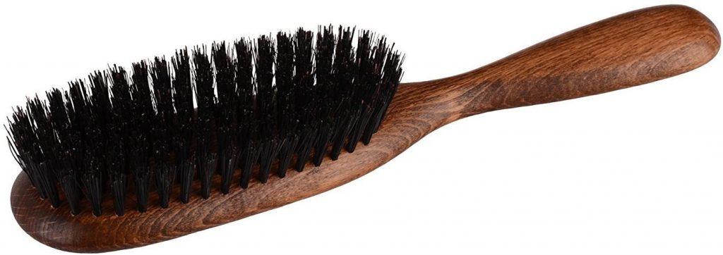 cepillo de cerdas de jabali