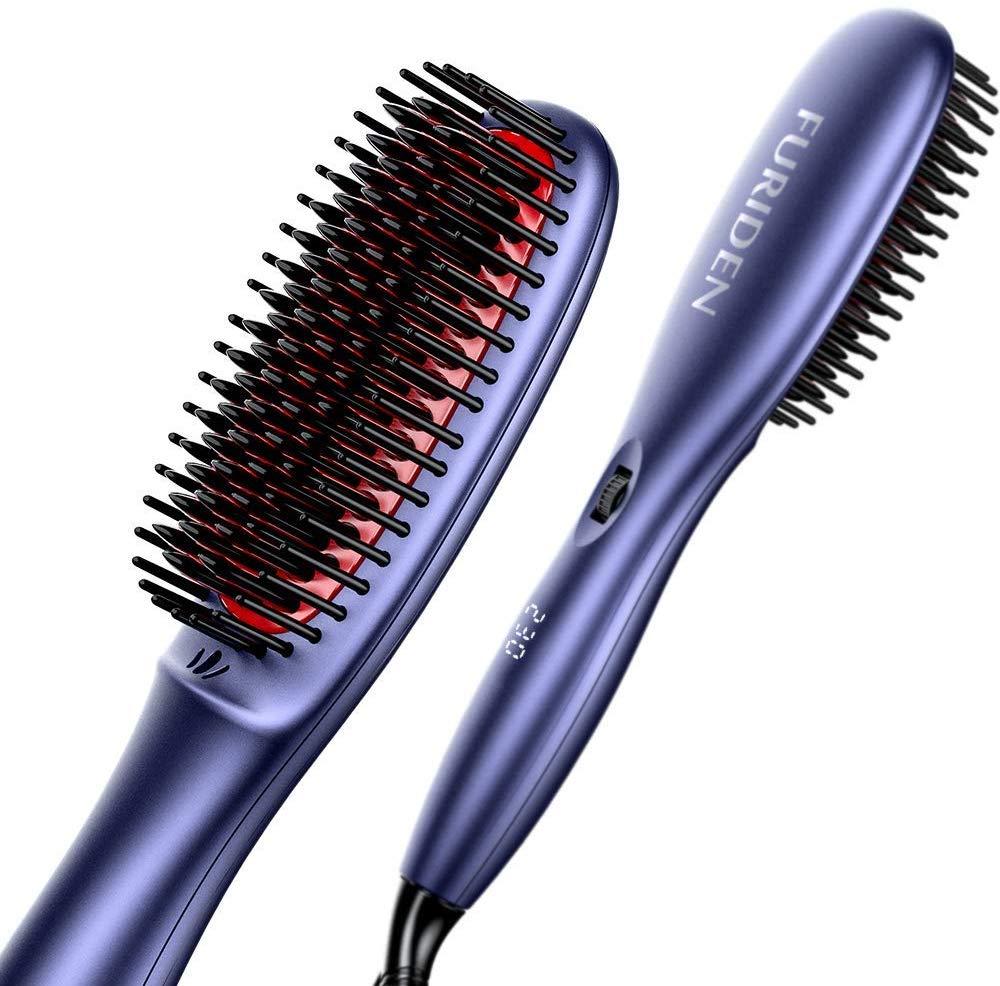 cepillo de pelo alisador