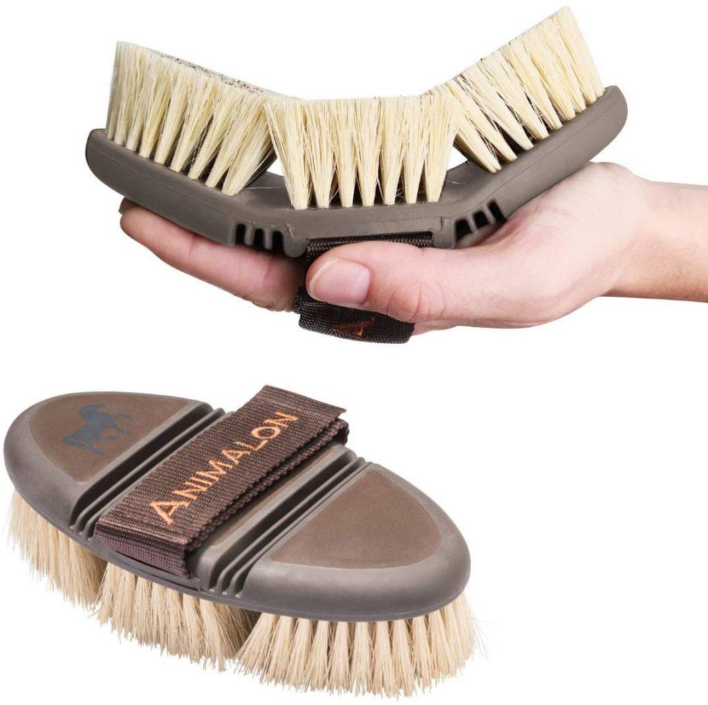 cepillo de raices naturales