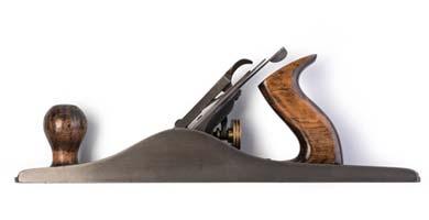 cepillo manual de carpintero