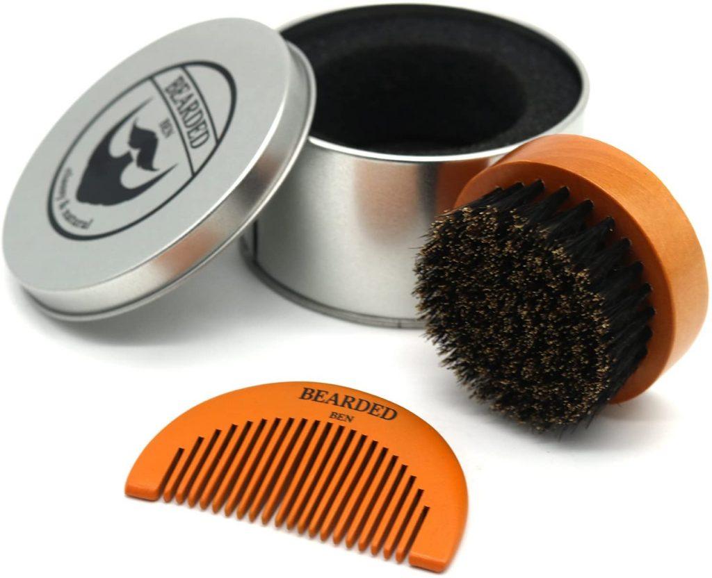 cepillo para barba bearded ben