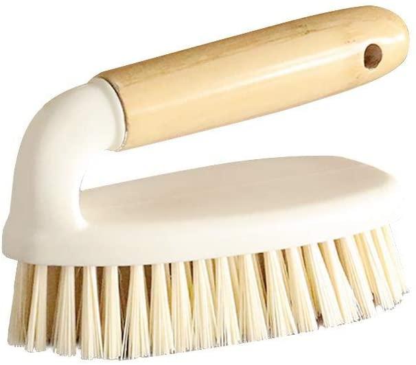 cepillo ropa de madera