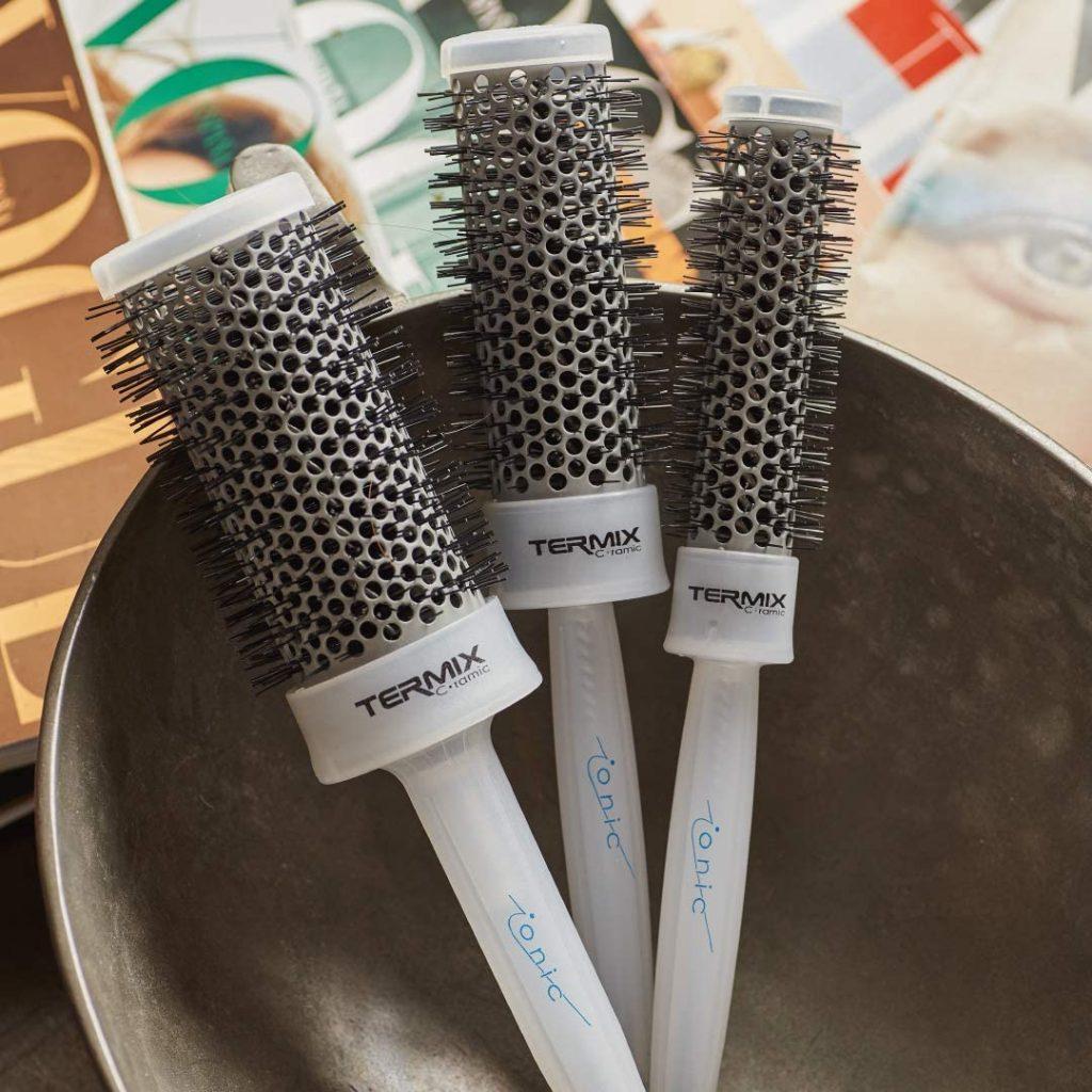 cepillo termico de ceramica