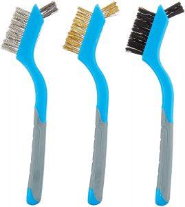 cepillos de alambre manuales silverline