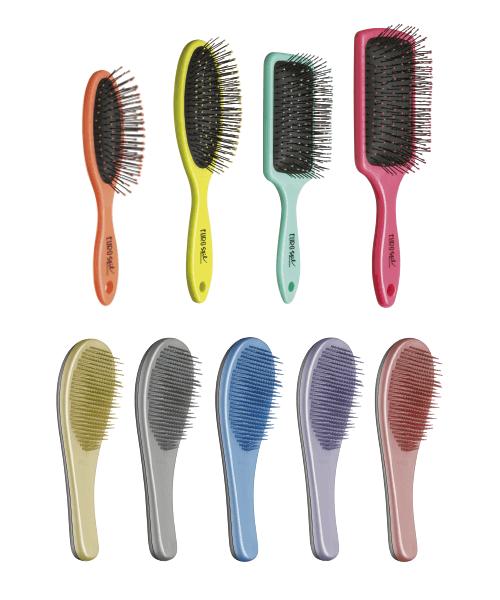 tipos de cepillo pelo